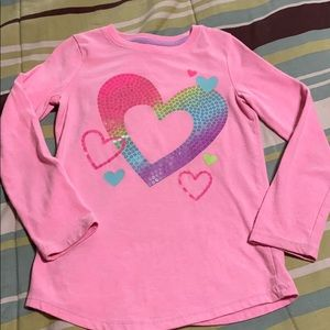 Toddler Pullover Long Sleeve Tee. EUC